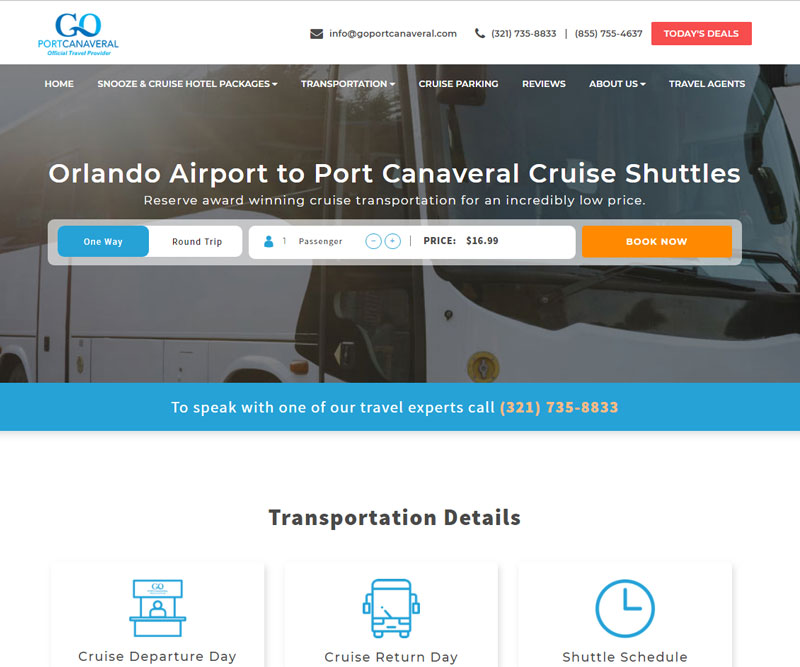 gpc transportation page